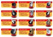 Buy Castors & Wheels