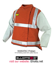 Welding Jackets - WAKATAC Proban